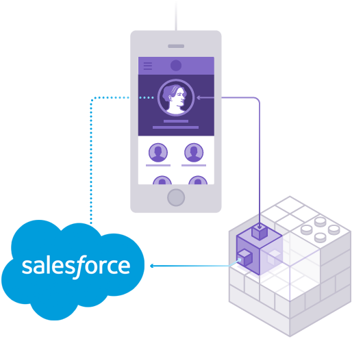 Heroku with Salesforce Data